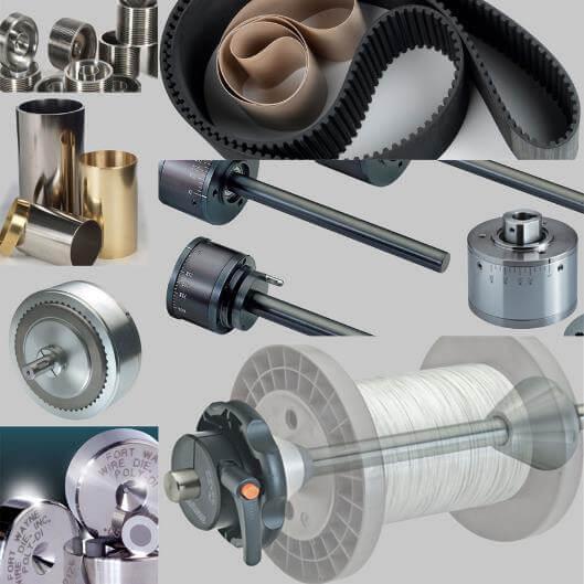 Accessoires et pièces d'usure