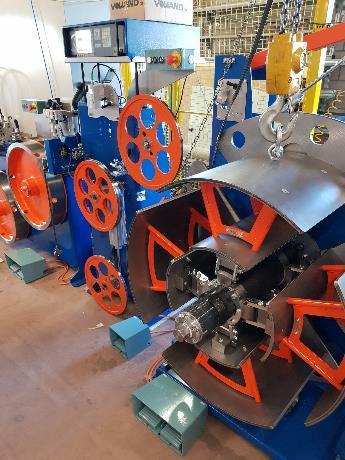 Machine de tréfilage tubes fins