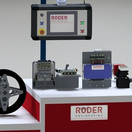 Straightening device from Roder Engineering
